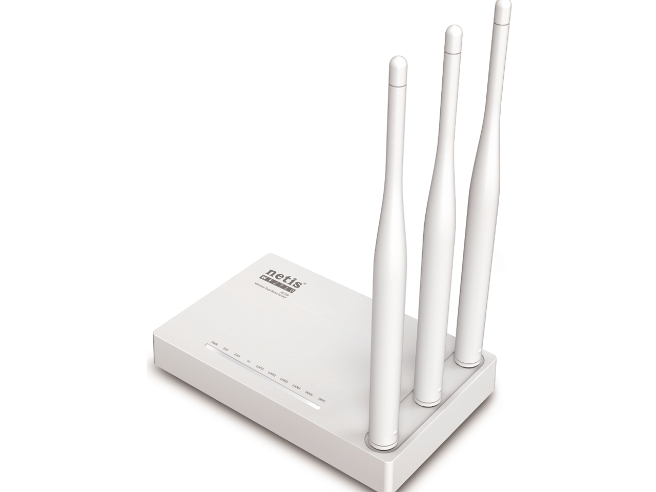 NETİS WF2710 AC750 WİRELESS DUAL BAND ROUTER